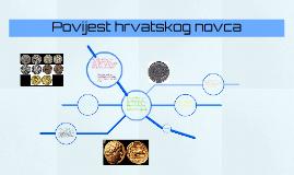 Povijest hrvatskog novca
