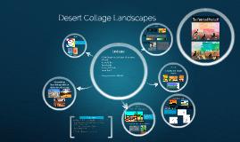 Copy of Desert Landscapes
