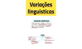 Variações linguisticas