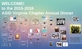 Copy of ASID VIRGINIA CHAPTER 2016 ANNUAL MTG