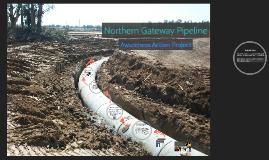 Enbridge Pipeline Action Awareness Project