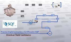 Certificación SQF