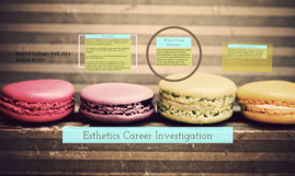 Esthetics Career Investigation