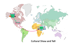 SAP: Cultural Show and Tell