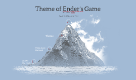 Theme of Ender's Game