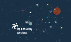 Top 10 de series y caricaturas