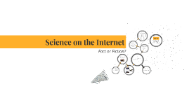 Science on the Internet 2017