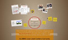 Discriminación laboral a minorías religiosas en Aguascalient
