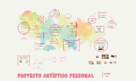 Copy of PROYECTO ARTÍSTO PERSONAL