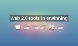 web 2.0 tools in etwinning