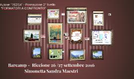 Copy of Barcamp Riccione 26-27 settembre 2016