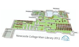 Newcastle College Main Library