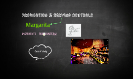 Production & Serving Controls