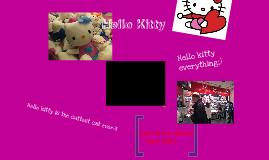 Hello kitty prezi