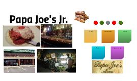Papa Joe's Jr.