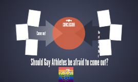 Should Gay Athletes be afraid to come out?
