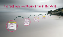 The Most Handsome Drowned Man in the World: