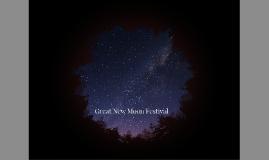 Great New Moon Festival