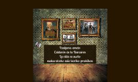 Itzulpena amets: Calderón de la Barcaren Bizitza amets euskaratzeko saio teoriko-praktikoa