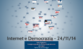 Internet e Democazia - 24/11/14