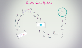 Faculty Center Updates