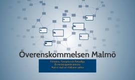 Överenskommelsen Malmö