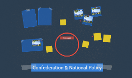 Confederation & National Policy