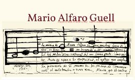 Mario Alfaguel