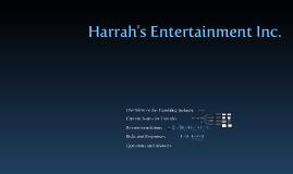 Harrah's Entertainment Presentation