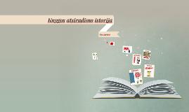 Knygos atsiradimo istorija