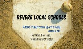 The Minutemen Sports Rally 3.11.17