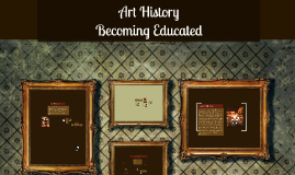 Copy of Becoming Educated
