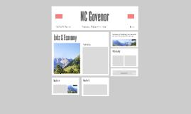 NC Govenor