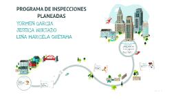 Copy of PROGRAMA DE INSPECCIONES PLANEADAS