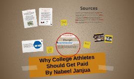 why college should be paif for