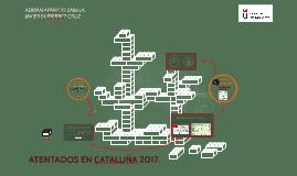 ATENTADOS EN CATALUÑA