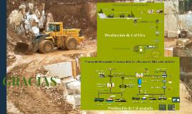 Procesos II  Produccion de la cal