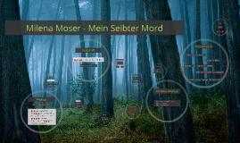 Milena Moser - Mein Seibter Mord