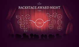 BACKSTAGE AWARD NIGHT
