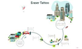 Eraser Tattoo