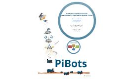 Diseño de un sistema autónomo de exploración espacial - PiBots
