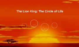 The Lion King: The Circle of Life