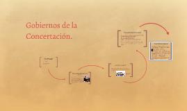 Gobiernos de la Concertacion: entre la democracia tutelada y