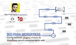 Configuración de WP para SEO