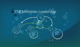 CSB Ministries Leadership