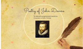 Poetry of John Donne