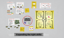 Expanding the right skills