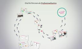 Oral de Parcours de Professionnalisation