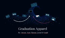 Copy of Graduation Apparel