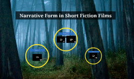 Narrative Forms in Short Fiction Films